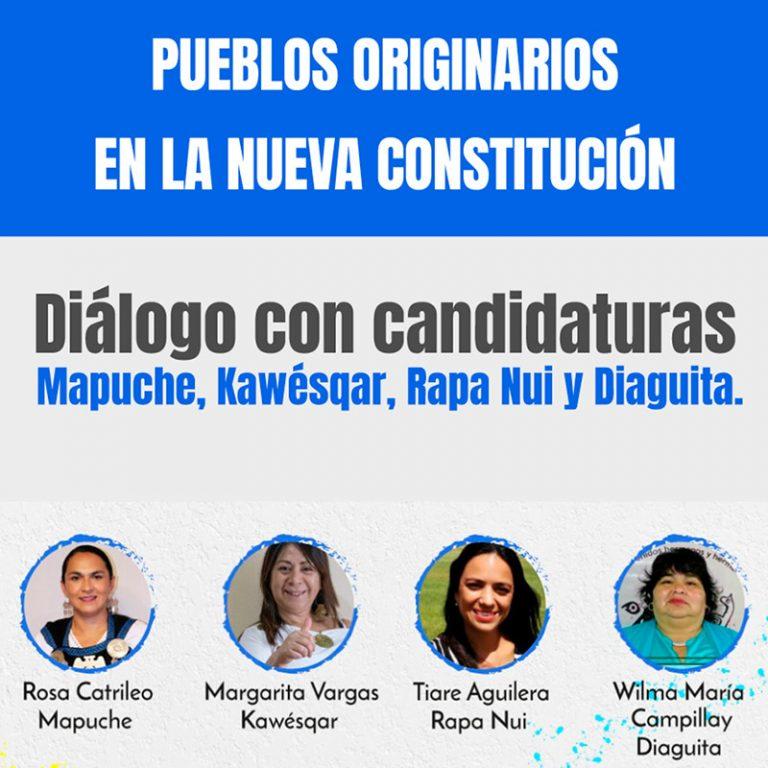 Lee más sobre el artículo Dialogo constituyente: Mujeres y escaños reservados Pueblos Originarios